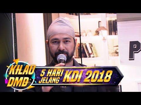Hitam Pucat, Raffi Ahmad Grogi Panggil Ayu Ting Ting - Kilau DMD (11/7)