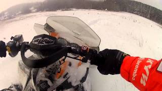 2. skidoo summit 600 carb