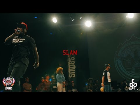Slam | Judge Demo | EBS WORLD CHAMPIONSHIP  2016