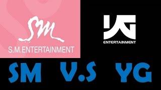 SM Entertainment V.S YG Entertainment (Vocals, Rap, Dance)