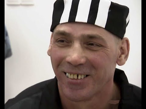 Людоед в камере - DomaVideo.Ru