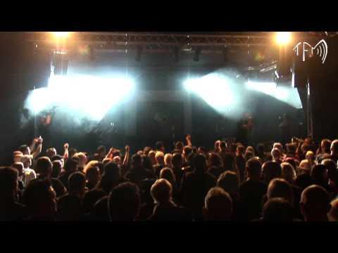 Funker Vogt – Mein Weg (live @ 3. DarkFlower Live Night 2012) [HD/Multicam]