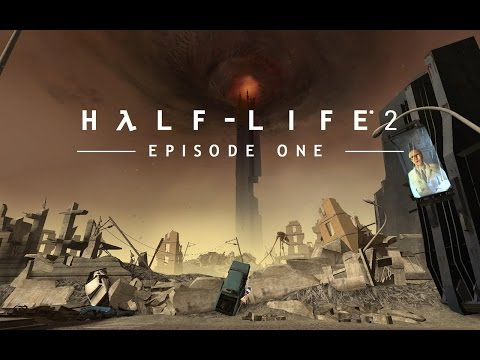 (BioAlienR) Half-Life 2 Episode 1 - Прохождение pt1