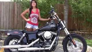 3. 2015 Harley Davidson Street Bob - Price Review Specs