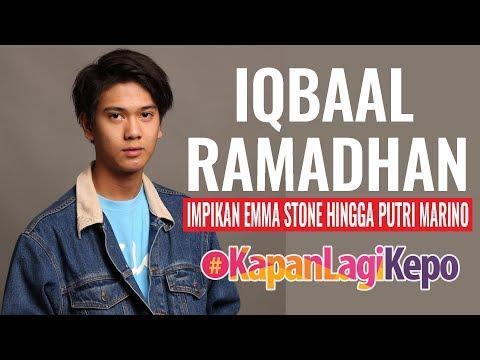 gratis download video - Iqbaal-Ramadhan-Impikan-Emma-Stone-Hingga-Putri-Marino