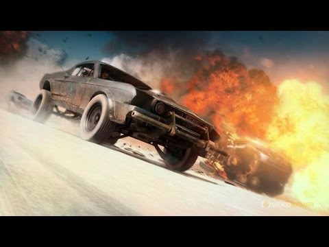 PS4 - Mad Max Gameplay (2015)