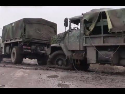 Ситуация в Донбассе остается напряженной