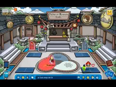 Club Penguin Codes Gratuits Avril Youtube