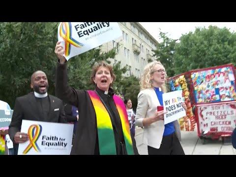 Supreme Court hears LGBTQ court cases