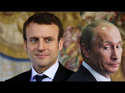 Макрон слил Россию