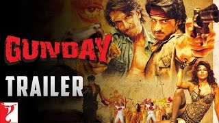 Nonton Gunday   Official Trailer    Ranveer Singh   Arjun Kapoor   Priyanka Chopra   Irrfan Khan Film Subtitle Indonesia Streaming Movie Download