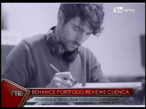 Behance Portfolio Reviews Cuenca muestra y descubre trabajos creativos