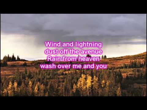 Eric Paslay – Rain From Heaven (The Best of Me OST) Lyrics