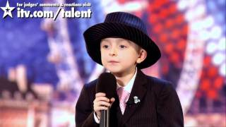 Video Robbie Firmin - Britain's Got Talent 2011 audition - itv.com/talent - UK Version MP3, 3GP, MP4, WEBM, AVI, FLV Mei 2018