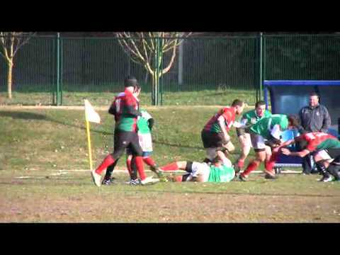 Iruña Rugby Club vs Besaya