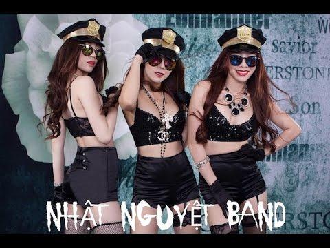 Anh Muốn Em Sống Sao Remix - Nhóm Nhật Nguyệt quẩy cực bốc