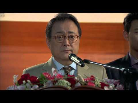 모두 - 20141020 모두 다 김치 회장이 되기위해 현지(차현정)가 몰래 연 주주총회에 참석한 재한(노주현), 후계자 공식 발표.