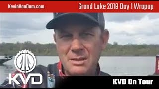 Grand Lake 2018 - day 1 recap