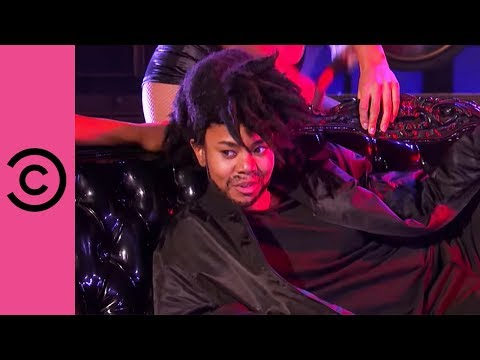 It's The Freakin' Weeknd and Regina Hall Just Earned It | Lip Sync Battle