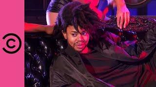 It's The Freakin' Weeknd and Regina Hall Just Earned It | Lip Sync Battle