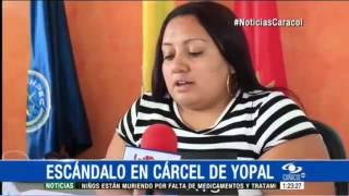 Denuncian red de corrupción en centro penitenciario de Yopal