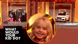 Video Kid Picks Between A Family Cruise... Or A Toy Car | What Would Your Kid Do? MP3, 3GP, MP4, WEBM, AVI, FLV Desember 2018