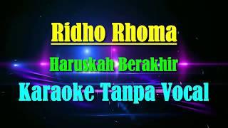 Video Haruskah Berakhir Karaoke Dangdut Tanpa Vocal MP3, 3GP, MP4, WEBM, AVI, FLV September 2018
