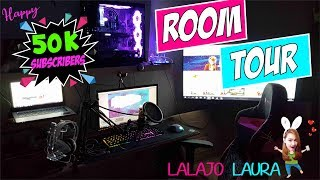 ROOM TOUR LALAJO LAURA - Thanks For 50k Subscibers !!!