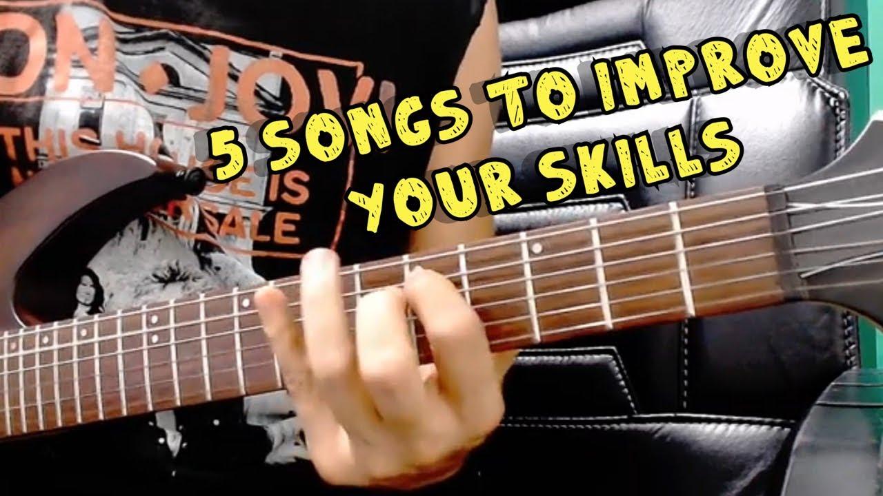 5 Easy Guitar Songs For Beginners – Easy Guitar Chords + Songs