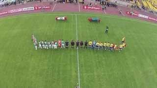 Lietuvos futbolo taurės finalas
