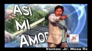 LOCURA DE AMOR  VIDEO OFICIAL  EMERSON Y SU GRUPO ENCANTO