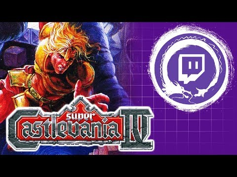Super Castlevania IV | Hallowednesday | Stream Four Star