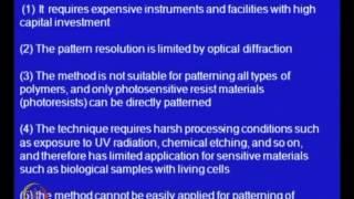 Mod-01 Lec-14 Nano Imprint Lithography