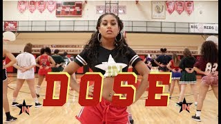 CIARA - Dose (Dance) Video | @theINstituteofDancers | Choreography Cedric Botelho