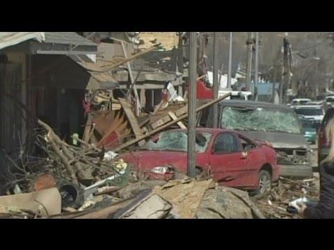 مخاوف من أعاصير جديدة في الولايات المتحدة - فيديو