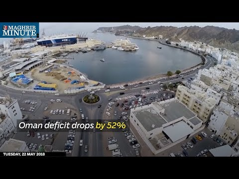 Oman deficit drops by 52%