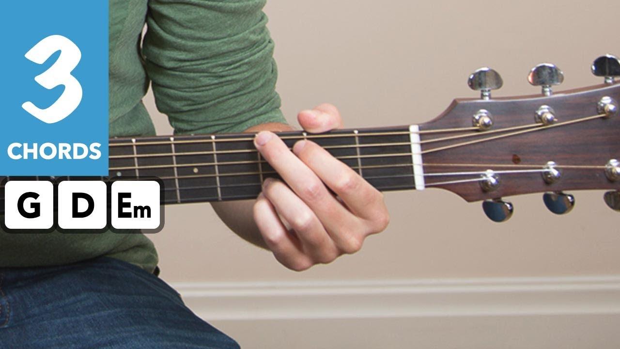 Songbird   Oasis   Easy Beginner Guitar Songs (How to play Guitar)