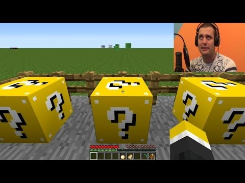 Minecraft LUCKY BLOCKS vs POINTYSAURUS Modovana Mini-Igra [Srpski Gameplay] ☆ SerbianGamesBL ☆