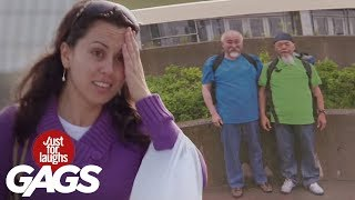 Mujeres Turistas Se Transforman en Hombres Turistas !, Just for laughs, Just for laughs gags, Just for laughs 2015