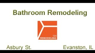 Evanston Complete Bathroom Remodeling