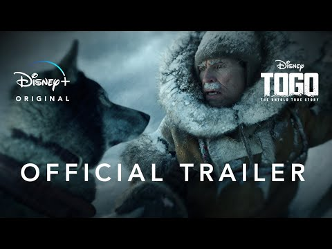 Togo - Official Trailer | Disney+ | Streaming Dec. 20