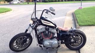 10. 2004 Harley-Davidson Sportster 1200 Roadster Bobber