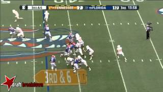 Dominique Easley vs Tennessee (2013)