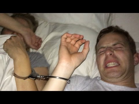 Couple Handcuffed together for 24 hours