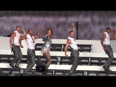 Jennifer Lopez J Lo — I'm Into You — Hyde Park, London — 07/14/2013