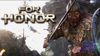 Official Warlord Gameplay Trailer - For Honor