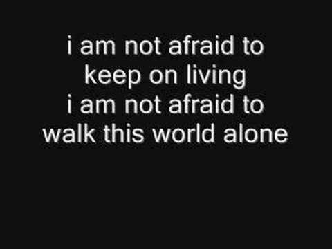 My Chemical Romance, Famous Last Words - lyrics in video! (MCR)