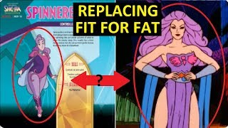 Video Replacing FIT With FAT? Doesn't the NEW She-Ra Netflix Paradigm Seems Off Somehow? MP3, 3GP, MP4, WEBM, AVI, FLV November 2018