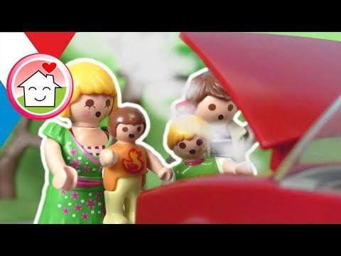 Playmobil en français Oh mon Dieu une cachette - Playmobil Famille Hauser