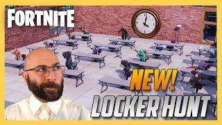 New! Fortnite Creative Locker Hunt minigame!   Swiftor